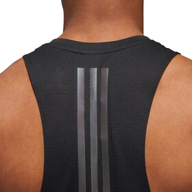 adidas Supernova - Camiseta sin mangas running Hombre - negro